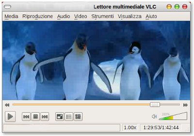 Lettore Multimediale VLC