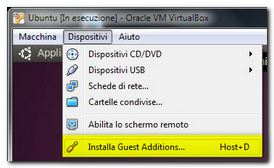 PCpercaso.com: VirtualBox 3 - Installare le Guest Additions