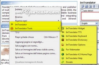 PCpercaso.com :: Avvia ImTranslator