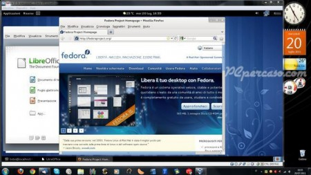 PCpercaso.com: Fedora 15 in Windows 7 con VirtualBox