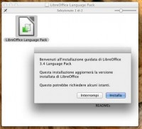 PCpercaso.com :: Installare LibreOffice Language Pack in Mac OS X Liob